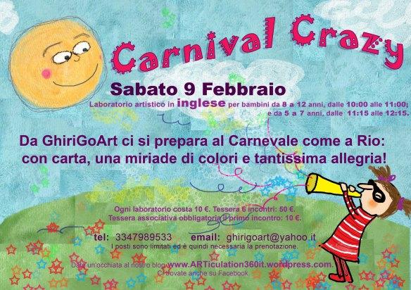 Lab 3 Carnivale
